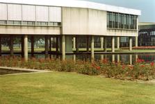 HK_BERENPLAAT_007 Hekelingen; Productielocatie Berenplaat van de drinkwatervoorziening in Rotterdam en Voorne-Putten, 1960