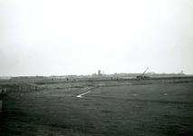 HE_DELTAWERKEN_035 Hellevoetsluis; Voorbereidingen voor de aanleg van een werkhaven voor de aanleg van de ...