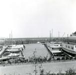 NS_JACHTHAVEN_03 De jachthaven bij Nieuwesluis; 12 mei 1960