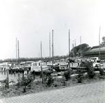 NS_JACHTHAVEN_04 De jachthaven bij Nieuwesluis; 12 mei 1960