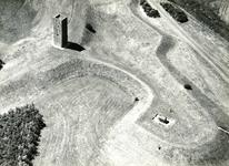 OV_HEINDIJK_62 Oostvoorne; Luchtfoto van het Stenen Baak en de Kogeloven, ca. 1962