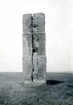 OV_HEINDIJK_70 Oostvoorne; Het Stenen Baak in slecht onderhouden staat, Juni 1939