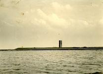 OV_HEINDIJK_75 Oostvoorne; Het Stenen Baak, gezien vanaf het water, ca. 1960