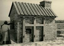 OV_HEINDIJK_93 De herbouwde Kogelgloeioven; 1957