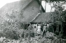 OV_HOEFWEG_01 Woning aan de Hoefweg gedeelte tussen Molendijk en Heveringseweg. Gebouwd omstreeeks 1840 - 1850. ...