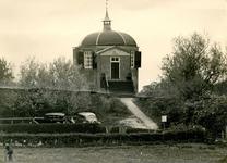 OV_KOEPELWEG_03 Koepel Zeeburg, vergaderruimte van het Hoogheemraadschap van Voorne, gebouwd 1743 en afgebroken in ...