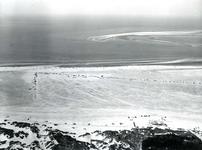 OV_LUCHTFOTO_24 Luchtfoto van het autostrand; 7 augustus 1969