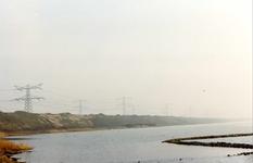 OV_OOSTVOORNSEMEER_01 Oostvoorne; Uitzicht over het Oostvoornse Meer, 1994