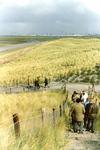 OV_OOSTVOORNSEMEER_18 Oostvoorne; Excursie van Poolse Waterschap deskundigen bij het Oostvoornse Meer, 8 oktober 1987