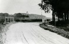 OV_SCHRIJVERSDIJK_02 Oostvoorne; De Schrijversdijk nabij de Annahoeve, 1929