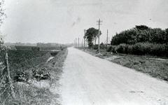 OV_SCHRIJVERSDIJK_03 De Schrijversdijk nabij de Prinsenstee; 1929