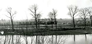 OV_TRAM_27 De RTM Tram rijdt langs de Schrijversdijk richting Rotterdam; 1961