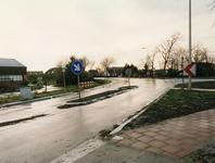 RO_BOOMWEG_06 De kruising van de Boomweg en de Verlengde Lodderlandsedijk; 1 december 1997