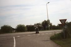 RO_BOOMWEG_09 De kruising van de Boomweg en de Vleerdamsedijk; 25 augustus 1999