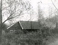 RO_DUINSTRAAT_03 Bezoekerscentrum Tenellaplas van het Zuid-Hollands Landschap; ca. 1980