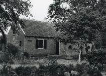 RO_DUINSTRAAT_10 Duinhuisje bij het museum De Duinhuisjes; 1990