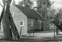 RO_DUINSTRAAT_13 Duinhuisje bij het museum De Duinhuisjes; 1990