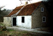 RO_DUINSTRAAT_14 De gesloopte woning De Huttendijk langs de Vleerdamsedijk is opgebouwd in Museum De Duinhuisjes; 14 ...