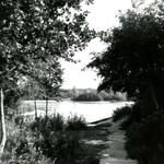 RO_DUINSTRAAT_19 Gezicht op de Tenellaplas; 1959