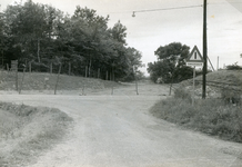 RO_KORTEWEG_02 De kruising van de Korteweg en de Duinrand. Aanleg van de Tweede Slag; Augustus 1956