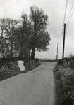 RO_KORTEWEG_21 Aansluiting Korteweg met de Vleerdamsedijk; ca. 1970