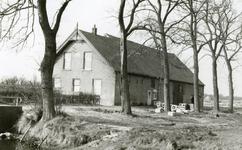 RO_MIDDELDIJK_01 De Boerderij van L. Boogert is in 1968 gesloopt ten behoeve van het uitbreidingsplan Boogert ; Juni 1968