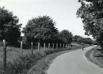 RO_NOORDDIJK_03 Het rijwielpad langs de Noorddijk; Juni 1982