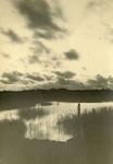 RO_QUACKJESWATER_05 Het Quackjeswater in avondstemming; juli 1934