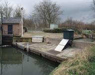 RO_RIETDIJK_02 Het watergemaal Weijerse aan de Rietdijk tegenover de boerderij Stuyvesande; 10 maart 1999
