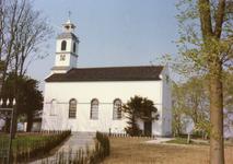 SH_LAGEWEG_15 De kerk van Simonshaven; ca. 1995