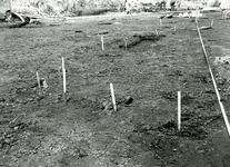 SP_ARCHEOLOGIE_042 Opgravingen in Spijkenisse: Romeins huis met stenen dak op Halfweg II; 16 juni 1983