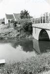 SP_BRUGGEN_VIERDEHEULBRUG_001 Spijkenisse; De Vierde Heulbrug over de boezem, ter hoogte van de Mallendijk. Het begin ...