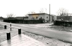 SP_MEELDIJK_031 Watersnoodwoning langs de Meeldijk; 22 december 1982