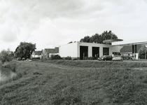 SP_NOORDEINDE_077 Het tankstation aan het einde van het Noordeinde; 28 augustus 2000