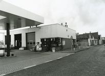 SP_NOORDEINDE_078 Het tankstation aan het einde van het Noordeinde; 28 augustus 2000