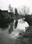 SP_VIERAMBACHTENBOEZEM_003 Spijkenisse; De Vierambachtenboezem, gezien vanaf de Jan Campertkade, 1935