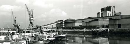 SP_WELPLAAT_037 De Aluchemie in aanbouw; Oktober 1967