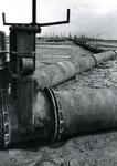 SP_WELPLAAT_038 Werkzaamheden op de Welplaat ten behoeve van de aanleg van de 3e Petroleumhaven; ca. 1960
