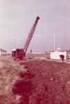 SP_WINSTONCHURCHILLLAAN_003 Benzinestation langs de Churchilllaan; 1961