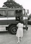 TI_Brandweer_003 Afscheid van de brandweer in Tinte; 1985