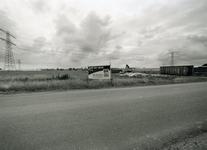 TI_KONNEWEG_015 Afbraak van de kassen langs de Konneweg; Juli 2006