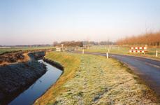 TI_RIETDIJK_013 Rietdijk na de verbreding van de weg en rijbaan; 1994
