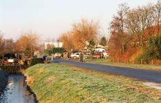 TI_RIETDIJK_014 Rietdijk na de verbreding van de weg en rijbaan; 1994