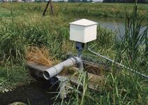 TI_RIETDIJK_016 Waterpompje in de polder Lodderland; 1984