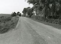 TI_RUIGENDIJK_001 Ruigendijk met links kruising Dwarsweg; 11 september 2002