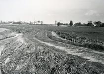 VP_LAGEWEG_002 Gedeelte van de lageweg, aansluitend op de Mosterdijk. In 1906 begrind en in 1960 geasfalteerd; Maart 1989