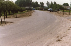 VP_OUDEDIJK_005 Oudedijk gezien vanuit noordelijke richting met links de toegang tot De Esterenburg en rechts de ...
