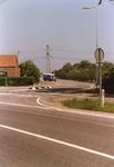 VP_OUDEDIJK_008 Oudedijk gezien vanuit zuidelijke richting met links op de kruising met de Rijksstraatweg de woning bij ...