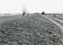 VP_OUDEDIJK_013 De Oudedijk met de daarop gelegen weg. De Oudedijk en een groot deel van de Hoofddijk behoren tot de ...
