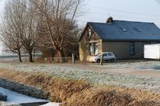 VP_TUSSENWEG_002 Woning langs de Tussenweg, bewoond door L.P. Hokke Czn.; ca. 1995